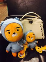 Wholesale 2016 New KAKAO FRIENDS Ryan Plush Lion Brown quot Plush Toys for Baby Best Christmas Gift