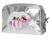 Wholesale New arrival Kylie holiday bags jenner Cosmetics makeup bag the limited edition holiday collection for Chirstmas gift DHL