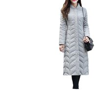 Wholesale 2016 womens down coat Thick Snow Wear Long Women s Parka Lady Clothing Outerwear Female Jackets Parkas