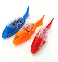 battery operated ride - The new electric fish with colorful simulation projection concert swing night market designer children s toys manufacturers