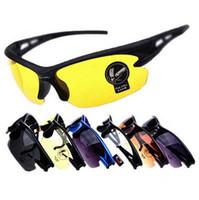 Lunettes de soleil à lunettes de vélo de vélo
