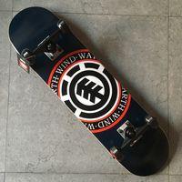 Wholesale Element Logo printed Pro skateboard New desgine Hight quality