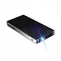 Vente en gros U9 4000Lux Portable Mini LED Projecteur Wifi Smart DLP Pico Projecteur HDMI / USB VGA sans fil de contrôle pour les voyages d'affaires en plein air