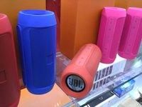 Wholesale MINI Speaker JBL Charger Subwoofer Speaker Bluetooth Stereo Speakers Five Color Portable Wireless Mini Speaker JBL Charge Speakers
