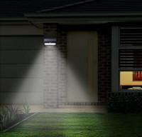 Wholesale Hotsale wall mounted solar motion sensor light led solar garden led lantern kits with W solar panel