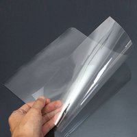 Wholesale 5 A4 Inkjet Laser Printing Transparency Film Photographic Paper For DIY PCB Stencil Tools