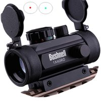airsoft rifle scopes - Tactical Hunting Holographic x mm Airsoft Red Green Dot Sight Scope mm Rail Mount