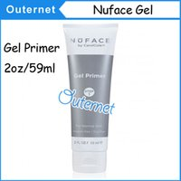 Wholesale NuFace Gel Primer oz ml Face massagers ounce gel tubes for Nuface Trinity Pro Nuface mini VS Nuface gel oz Drop shipping