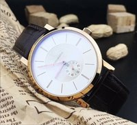 accord mirror - High quality goods leisure fashion men s wrist watch Automatic mechanical movement minerals according to two needle wear resisting mirror