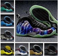 anfernee hardaway shoes - With Box Drop shipping Cheap New mens basketball shoes Sneakers Women Anfernee Hardaway Galaxy shoes Penny lighted sports shoe for men