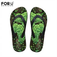 best slipper brand - Hot Sale Green Plant Slippers for Beach Sport Summer Style Flat Heel Mens Brand Flip Flops Best Quality Casual Sandalias Hombre