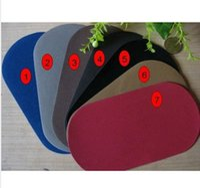 al por mayor coser insignias de tela al por mayor-Cosa en el ante de la tela del remiendo de la reparación para el codo 7 de las mangas