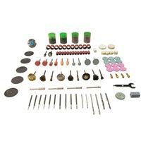 147PCS Grinding Carving Kit de foret de polissage Kit Set 1/8