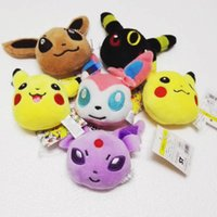 big bag manufacturers - Manufacturers new mobile bag hanging zlatan ibrahimovic the plush toy key chain accessories Pikachu doll accessories