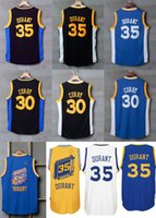 Wholesale high quality Man Cheap DURANT CURRY Rugby Jerseys Throwback Classic Current Sport Shirt Wear Camiseta de baloncesto