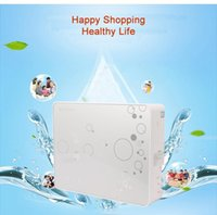 Wholesale Best selling GS Machine Alkaline Water Ionizer Titanium with ultrafiltration function water purifie Water Purification Machine