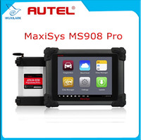 Wholesale 100 Original AUTEL MaxiSYS MS908 Pro AUTEL MaxiDas Maxisys pro DS708 Diagnostic System with WiFi Autel MS908P