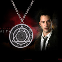 rune - New Personalized John Constantine Rune Pendant Necklace Movie Jewelry for Men and Women