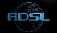 adsl internet connection - LS1742 b ADSL Internet Shop Connection Cafe Light Sign jpg
