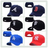 baseball caps hunting - Hot Sale Summer Men Baseball Cap Cotton Hunting Hat Outdoor New York Sports Flat Hat Fashion Women Casquette Snapback