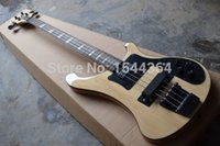 bass service - Factory custom WhoOEMale The Natural wood color WITH string bass Electric guitar Shipping free do OEM service