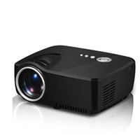 best hdtv tuner - GP70 LCD Home Theater Projector Image Inches Best User Experience Portable Projector with built in HDTV tuner