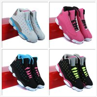 air vice - Cheap Online Air Retro Trainer Low Cut Female s Basketball Shoes Colors Available Sports Sneakers GS Miami Vice Venom Green Footwear