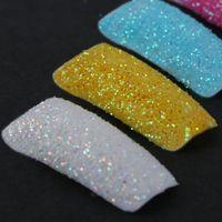 Wholesale PC New Fashion DIY Shinning Nail Art Mirror Powder Glitters Chrome Pigment Manicure Decoration Tool Colors