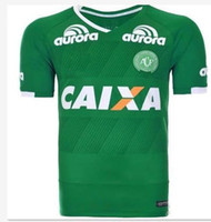 Wholesale DHL shipping Chapecoense AF soccer football jersey thai quality Chapecoense home away third football shirt soccer football jersey