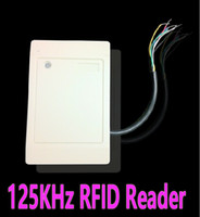 Wholesale Hot Sell Khz RFID Reader EM ID Card RFID Tag Reader WG26 Waterproof for Access Control System