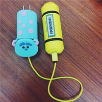 Wholesale The mobile power bank designed by Monster University with mAh in one style drop shipping