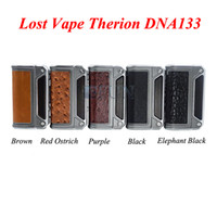 big puts - 100 AUTHENTIC Lost Vape Lostvape Therion DNA133 Evolv Therion DNA Chipset Big Out Put W TC MOD Colorful VS Hcigar VT75 Nano Box MOD