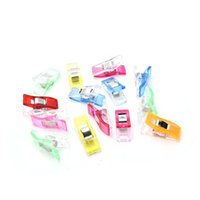 Wholesale Wonder Clips Paper Clips Blinder Clips Multi purpose Ax Clips for Sewing Quilting Crafts Crochet Knitting Variety of Vibrant Colors