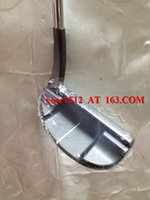 Cheap New Golf Limited PRO TYPE Forged MILLED 9HT Putter Steel Shaft With Head Cover Golf P Putter Clubs Right Hand