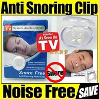 Wholesale 2016 Special Offer New Arrival Anti Snore Nose Clip Nose Clip Sleeping Eye Mask Anti Snoring Tapa Olho Para Dormir Tv product