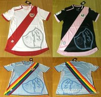 Wholesale The best quality shirt Best Quality Rayo Vallecano casual shirt shirt Rayo Vallecano