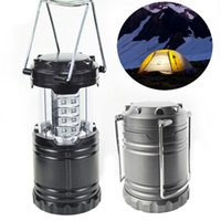 Wholesale Hot Stretchable Outdoor Camping Lights Highlight Lantern For Camping Portable Camping Tent Lamp LED Lantern Operated Battery