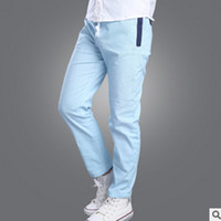 Wholesale Children s Linen Leisure Pant New Spring and Autumn Boy Fashionable Solid Colors Fashion Leisure Trousers ly205