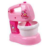 baby blenders - Baby Toys Children Pretend Play Toy Educational Emulational Electric Blender Mixer Brand Children Gifts