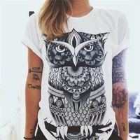 Cheap Wholesale-Summer Women European T-shirt 2016 Vibe With Me Print Punk Rock Fashion Graphic Tees Women White Designer T shirt Clothing