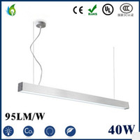 Wholesale 36W W W LED Linear Light AC100 V LED High Bay Light LED Batten Tube with UL CE RHOS