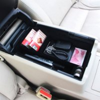 Wholesale Car styling Car armrest storage box Glove box tray storage box For Toyota Camry Auto Accessories
