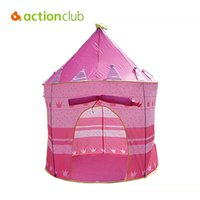 Wholesale X135cm Ultralarge Children Beach Tent Baby Toy Play Game House Kids princess Castle Indoor Outdoor Toys Tents HT2426