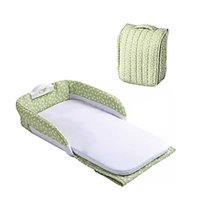 Wholesale Nest Infant safety isolation bed infant baby cribs infant music bed