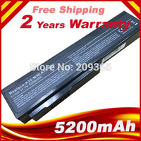 Wholesale Laptop Battery for Asus A32 M50 N43JV N43JW N43N N43S N43SD N43SL R NED2B1000Y A32 M50 A32 N61 A32 X64 A33 M50 L07205