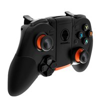 Contrôleur bluetooth android gamepad Prix-Nouveau Wireless Bluetooth Game Handle Controller Consoles GamePad pour Android IOS Mobile Phone Tablet PS3 Smart TV