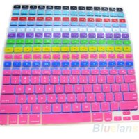 Wholesale Color laptop keyboard membrane protective film limited real silicone cover apple for macbook air pro13 inch