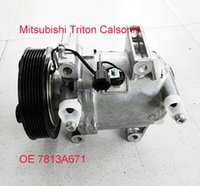 Wholesale CAR air conditioning compressor for Mitsubishi Triton Compressor type Calsonic OE A671