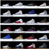 Wholesale 2017 Air Retro Basketball Shoes s Master OVO white Black Barons Psny Suede Wings Cherry taxi playoffs French blue Gym red Wool