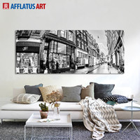 arts pictures house - Nordic Wall Art Oil Painting On Canvas Printed Painting Pictures Home Decor Painting Large Living Room For Elite Housing Unframed